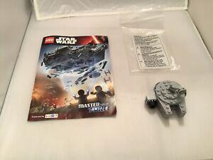 Lego Star Wars Millennium Falcon Toys R Us Promotional Item