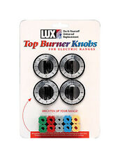 Lux  Replacement Top Burner Knobs, CPR404