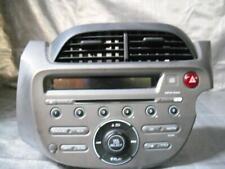 HONDA JAZZ STEREO/HEAD UNIT CD PLAYER W/ MP3, GE, 08/08-06/14 08 09 10 11 12 13