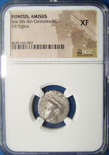 *Pontus, Amisus (Late 5th - 4th Centuries Bc) Ar Siglos Greek - Xf-Ngc*