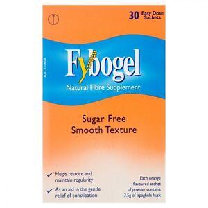 Fybogel Orange Sachets 30 Relief Of Constipation Fibre Supplement Sugar Free