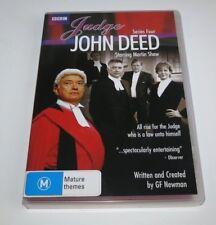 Judge John Deed: Season 4 - DVD, 1996 - REGION 4 - R4 - ede