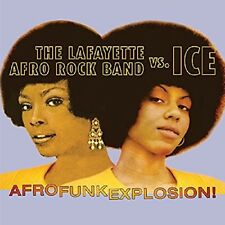 The Lafayette Afro Rock Band vs. Ice - Afro Funk Explosion!
