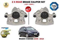 für Mazda 5 1.8 2.0 2.0DT MPV CR 2005-2010 2x Hinten Links+rechts Bremssattel
