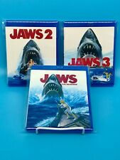 Jaws: 3-Movie Collection (Blu-ray)