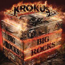 Krokus-Big ROCKS CD NUOVO