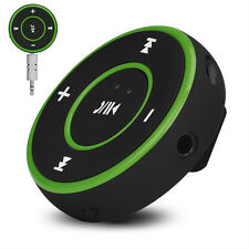 Mini Auto Bluetooth Wireless AUX IN Empfänger Musik Audio Stereo 3.5mm Adapter
