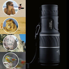 Panda Day Vision 40x60 HD Optical Monocular Hunting Camping Hiking Teles