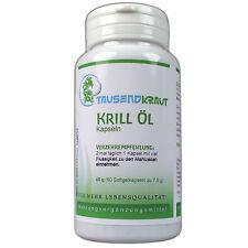 Krill Oil (60 Capsules) - of Tausendkraut