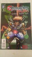 Thundercats Dogs Of War #4 November 2003 Wildstorm DC Comics Layman Booth Vey