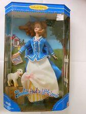 Mattel Barbie Doll Had a little Lamb Nursery Rhyme Collection 1998 21740 NRFB