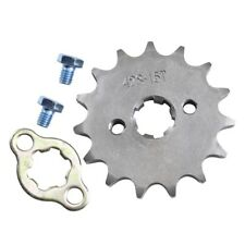 428 15T 17mm Chain Front Sprocket Cog Screw For Motorcycle Dirt Pit Bike ATV