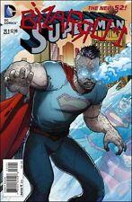 Superman #23.1 (NM)`13 Fisch/ Johnson (STD Cover)