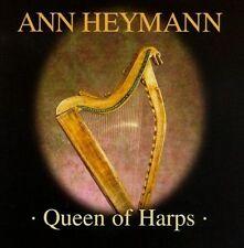 Queen of Harps * by Ann Heymann (CD, Jan-1995, Temple (UK))