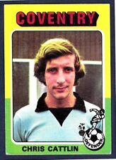 TOPPS 1975 FOOTBALLERS #170-COVENTRY CITY-CHRIS CATTLIN