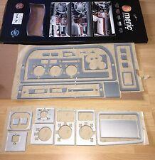 Cockpitdekor FIAT DUCATO 230  Bj.ab 1994-2002 Alu Design  32 tlg.