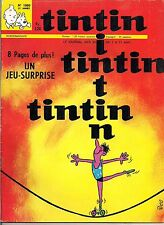 JOURNAL DE TINTIN N°1089 - 11 SEPTEMBRE 1969 COUVERTURE PLOEG