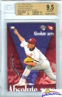 2011 BBM Japan #E95 Masahiro Tanaka BGS 9.5 GEM Yankees 175 Million-Cy Young?