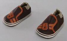 Chaussures marrons à enfiler pour bébé
