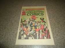THE MARVEL GUIDE TO COLLECTING COMICS #1