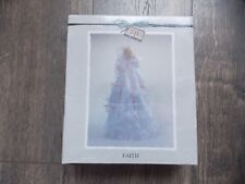 """Wall Hanging Christening Doll & Outfit Porcelain 12"""" New In Box"""