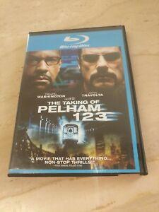The Taking Of Pelham 1 2 3 Blu-ray