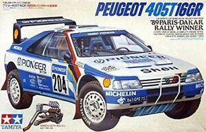 Tamiya Peugeot Paris Dakar 405T16GR rally kit 24092 New sealed 1/24 LAST ONE!