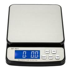 110 Lb X 01oz All In One Pro Digital Postal Shipping Scale Weigh With Adapter