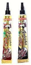 Henna pâte Tube á 25g Marron Châtain ou noir Golecha dessiner déco BRICOLAGE