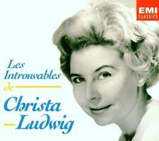 Christa Ludwig: Les Imposible de encontrar - Gli Indisponible - CD