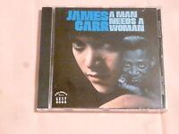 A Man Needs A Woman - James Carr  CD   ( Bonus Tracks )