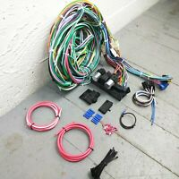 1969 Camaro Wire Harness Upgrade Kit fits painless compact update fuse block KIC