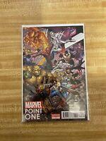 Marvel Point One #1 Variant 1st Nova Sam Alexander UNREAD VF/NM BRADSHAW VARIANT