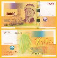 Comoros 10000 (10,000) Francs p-19a 2006 UNC Banknote