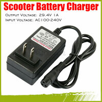 24V Battery Charger for Razor E100 E125 E150 Electric Scooter 3.3 FT Power