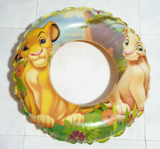Intex 58259 Disney Lion King Simba and Nala Inflatable Swimming Ring Float 61cm