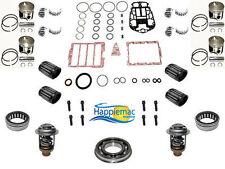 Evinrude 115 130 HP V4 ETEC Powerhead Piston Gasket Bearing Rebuild Kit E-TEC