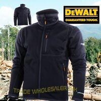 DeWalt Barton Jacket Technical Weatherproof  Workwear Black Size M – XXL