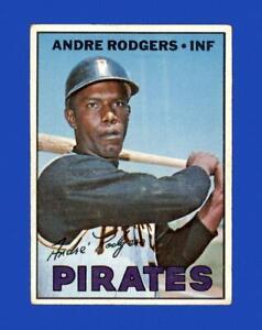 1967 Topps Set Break #554 Andre Rodgers VG-VGEX *GMCARDS*