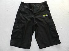MENS SHORTS = OCEAN CURRENT = SIZE 29 = black light weight = #R44