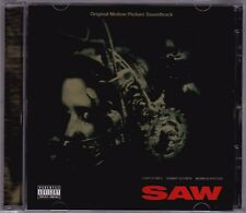 Saw - Soundtrack - CD (RR8207-2 Roadrunner 2004)