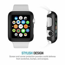 Apple Watch 42mm Case, Maxboost Case For Apple Watch / Sport Edition 42mm Black