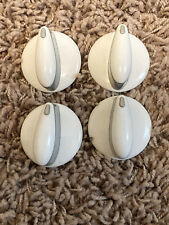 Maytag Range Stove Top Knobs Part Number Kip 5d05 Set of four white