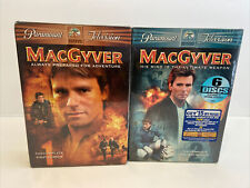 MacGyver - The Complete First & SecondSeason (Dvd 2005 6 Disc Sets Brand New