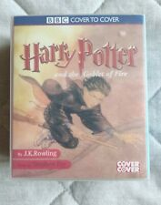 Harry Potter and the Goblet of Fire Part 2 Unabridged Audiobook On 7 Cassettes