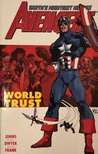Avengers Vol 1: World Trust by Geoff Johns, Keiron Dwyer, Rick Remender 2003 TPB