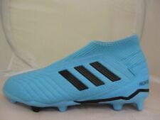 adidas Predator 19.3 Laceless Junior FG Football Boots UK 3 US 3.5 EUR 35.5 *953
