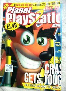 75853 Issue 01 Playstation Planet Magazine 1999