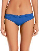 Seafolly Women's 171929 Twist Band Hipster Bikini Bottom Swimsuit Size 8