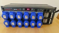 More details for zero 88 betapack 3 6x10a dmx dimmer pack 12xcee17 16a